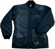 Wild Hare Cold Weather Coat -- Black Leather 3xl New Right Hand