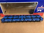Usa Trains R1898 White Pass Truck Car With Box G Scale