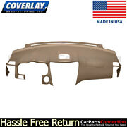 Coverlay - Dash Board Cover Light Brown 11-309sll-lbr For Rx With Center Speaker