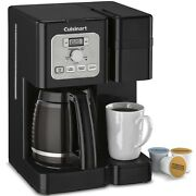 Cuisinart Ss-12 Coffee Center 12-cup Coffee Maker And Single-serve Brewer