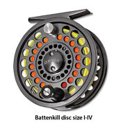 New Orvis Battenkill Disc Iv Fly Reel For 7, 8 Or 9 Wt Rod - Free Us Shipping