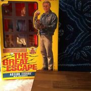 O The Real Mccoys The Great Escape Starring Steve Mcqueen Action Figure