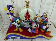 Tokyo Disneyland 15th Anniversary Limited Large Figure With Box Japan Shipped