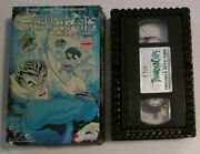Thundercats V4 Trouble With Time Vhs Tape Big Box 1986 Fhe Video Vintage Cartoon