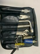 Bmw Motorcycle Original Classic Tool Kit Complete