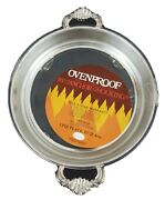 Ovenproof Fire King Bakeware By Anchor Hocking Pie Plate Nos