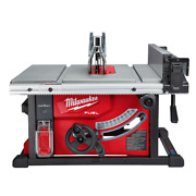 Milwaukee Cordless Table Saw 18-volt Battery Rapid Charger Brushless Adjustable