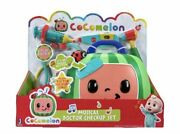 Cocomelon Musical Doctor Checkup Set Case 4 Play Pieces