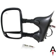 Front,left Driver Side Door Mirror For Ford Vaq2 4c3z17d743caacover Fo1320274