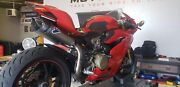 Termignoni Force Full Racing Exhaust System Stainless Ducati Panigale 1199 1299