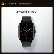 Amazfit Gts 2 42.8mm Aluminum Case With Silicone Strap Smart Watch - Midnight B.