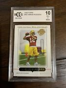 2005 Topps Aaron Rodgers Green Bay Packers 431 Football Card Mint 10