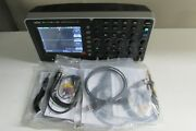 Lecroy Waveace 224 Oscilloscope 200mhz 4ch 1gs/s 10kpts/ch W/ 4 Pp016 Probes