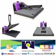 Xpress Quality Clamshell Heat Press 16 X 20 Platen Prensa Termica Free Delivery