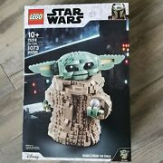 Nib Lego Star Wars The Mandalorian The Child 75318 1073 Pieces Ages 10 And Up