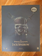 Hot Toys Dx 06 Pirates Of The Caribbean Jack Sparrow