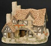 David Winter Cottages The Bothy 1983 Hand Made And Hand Painted
