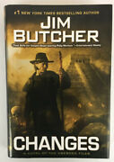 Changes A Novel Of The Dresden Files By Jim Butcher 2010 Hc 1st Ed / 1st Pri