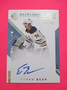 2018-19 Sp Authentic Future Watch Auto 166 Ethan Bear Rc /999 Rookie Card