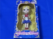 groove Pullip Sailor Moon 20th Anniv. With Luna Plush Toy Limited Figure Doll