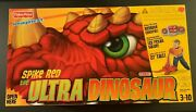 Spike Red The Ultra Dinosaur Fisher-price Imaginext 27 Tall New 2009 Nib