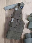 Specter Gear Coyote Browning Hi-power Us Military Tactical Molle Pistol Holster