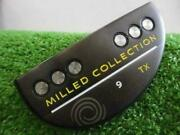 Odyssey Milled Collection Tx 9 34inches Putter Golf Clubs 597