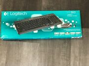 Logitech Wireless Combo Mk360 With Keyboard And Mouse