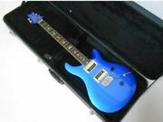Prs Se Standard 24 Royal Blue 2019 Bird Inlay Electric Guitar With Soft Case