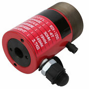 Hydraulic Cylinder 14t Separate Hollow Hole Plunger Power Tool 50mm Stroke Red