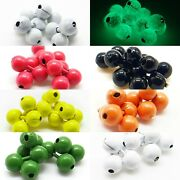Chain Bead Eyes 3.2m - Choice Of Colour - Fly Tying Materials - Painted