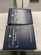 Postal Commemorative Society Statehood Quarters Collection Vol.i And Ii...complete