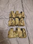 Aws Belt Mounted 3 Round 40mm Pouch Multicam
