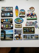 Travel Magnets Mostly Us Locations You Choose Refrigerator Magnet Souvenir