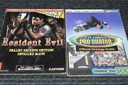 Ultimate Strategy Guide Lot Playstation 2 Clock Tower Metal Gear Oni Neo
