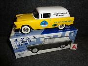 1994 Tip-up Town Usa 1955 Chevrolet Nomad Delivery Diecast Car Coin Bank 125th