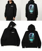 A Bathing Ape Men's Pullover Hoodie Bape Galaxy Ufo Fast Shipping From Japan