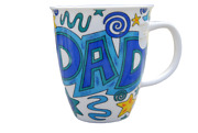 Dunoon - Fine Bone China Mug - Cup - Dad Father - Gift Present