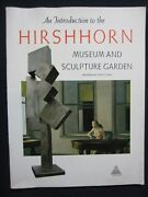 An Introduction To The Hirshhorn Museum And Sculpture Garden, Smithsonian Inst..