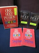 Rc Sproulone Holy Passion The Attributes Of God Study Set