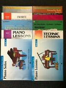 Piano Keyboard Key Board Method Lesson Practice Instructional Book Books
