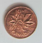 1974 Canada Penny - Combined Shipping