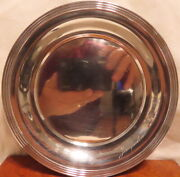 Wallace Sterling Silver Bread And Butter Plate 1505 No Damage