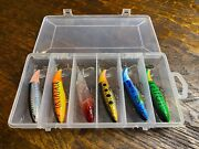 6pcs Whopper Plopper Bass Lures Fishing Lures For Bass Topwater Bass Lure