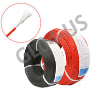 Ul3135 Flexible Electronic Wire 10-30awg Rubber Silicone Soft Cable Tin Copper