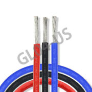 Flexible Electronic Wire Silicone Cable Ul3239 Tinned Copper Wire 1430awg