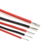 Rubber Silicone Cable Wire High-voltage 6kv Tinned Copper Wire 22-14awg Ul3239