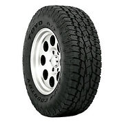 35x1250r20/10 121r Toy Open Country At Ii Xtreme Tire Set Of 4