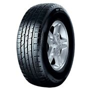 265/40r21 101v Con Cross Contact Lx Sport Sil Fr Tire Set Of 4
