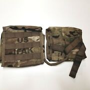 Multicam Army Issue Ifak Ii Pouch With Insert 0547